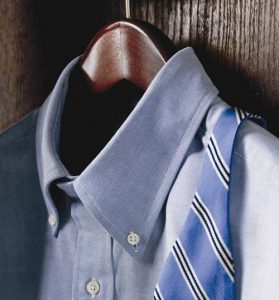 Oxford-shirt-and-tie