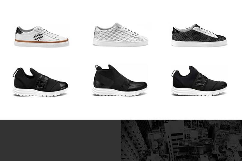 Bepositive shoes 2016
