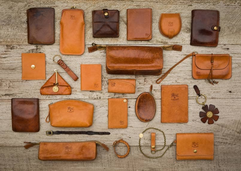 Il Bisonte beyond time art of ageing leather 2016
