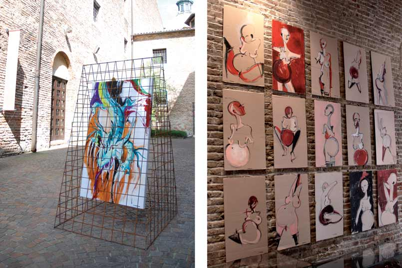 Art at Lazzari 2016