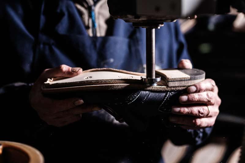 Henderson Shoes Italian craftsmanship at Mug Magazine