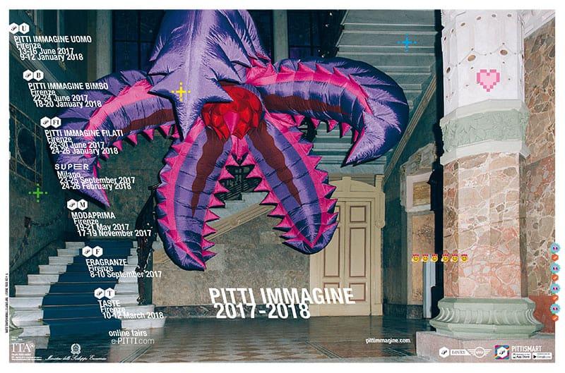 Pitti Immagine 2017 2018 editions