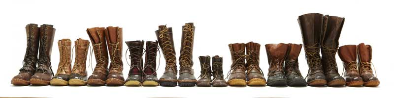 L.L. Bean and its famous boots