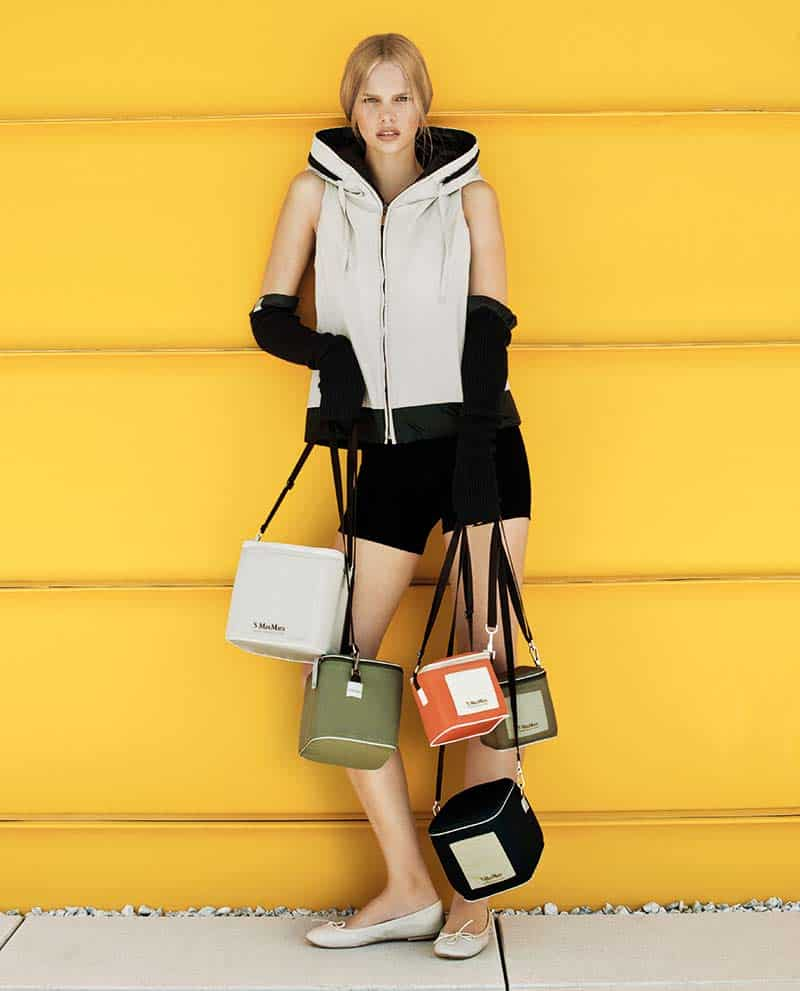 S Max Mara - Here is the cube