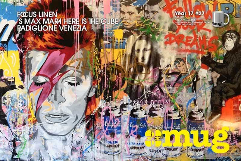 Mug Magazine issue 27 Editorial