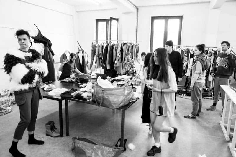 Antwerp: A unique point of view on fashion design
