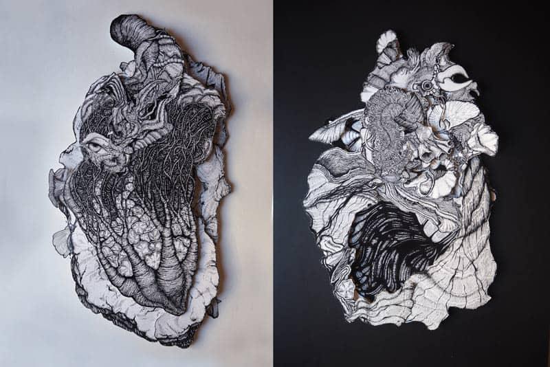 Carlos G. Coccia | Corpus Elementare - art exhibition at Lazzari Space