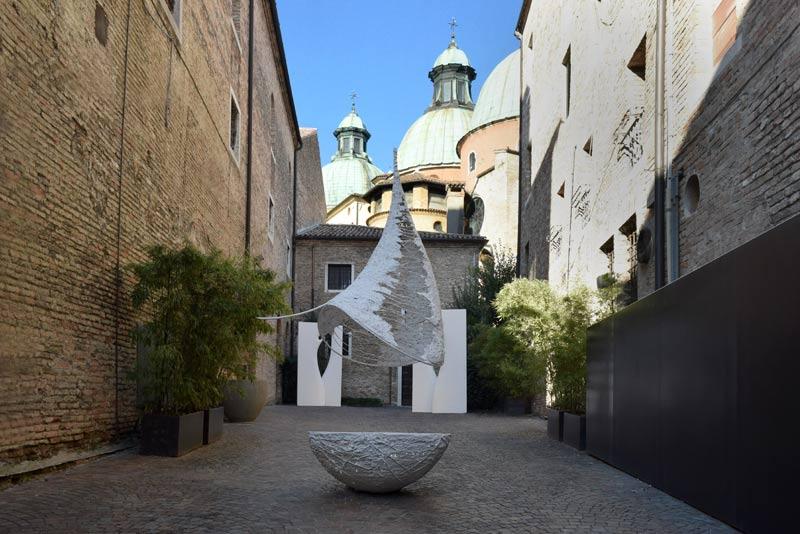Giovanni Pietrobon | Corpus Elementare - art exhibition at Lazzari Space