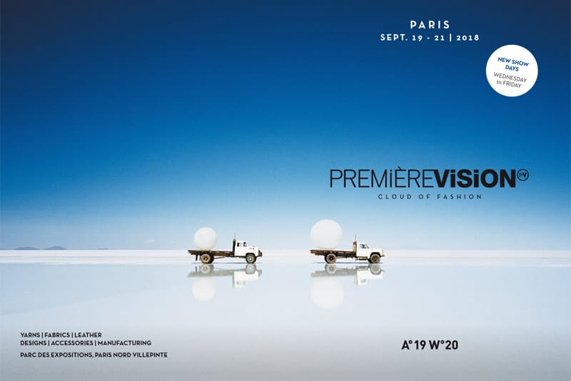 Premiere Vision 2018 - Fabrics fair in Paris