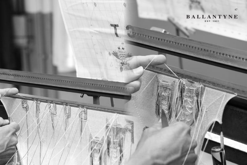 Ballantyne - tradition and excellence in cashmere