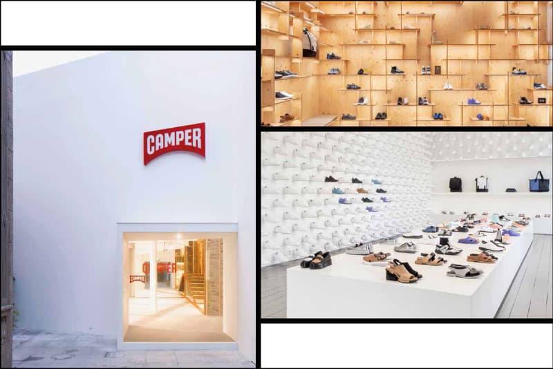 Camper - creativity on footwear design