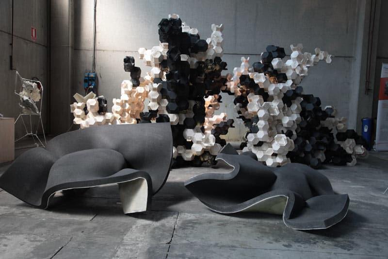 DIN - Design In 2018 Milan design event