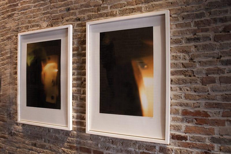 Alice Mestriner - art exhibition at Lazzari Space
