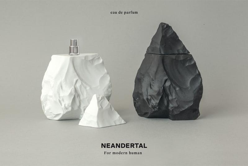 Neandertal perfume