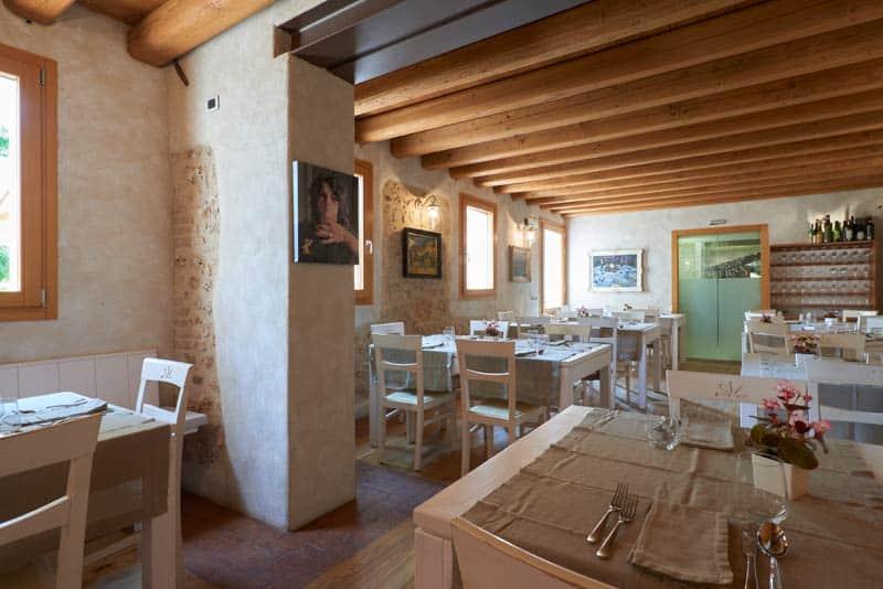 Agriturismo La Paterna restaurant in Treviso