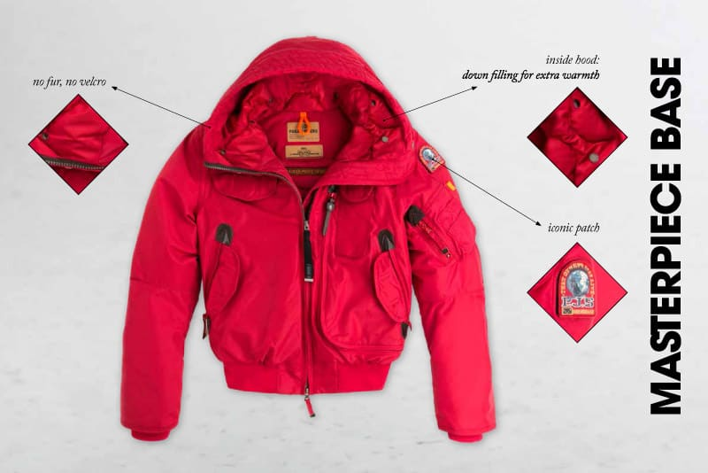 Parajumpers - Masterpiece new collection
