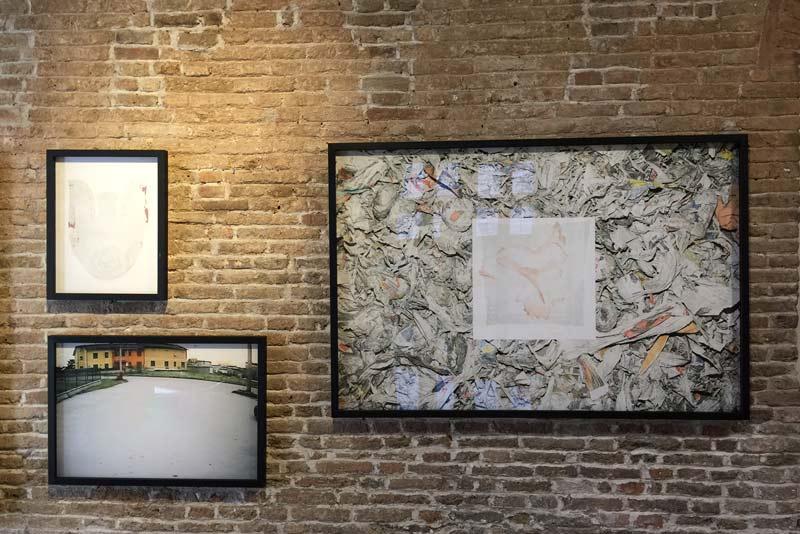 Laurent Segretier | In Situ - art exhibition at Lazzari Space