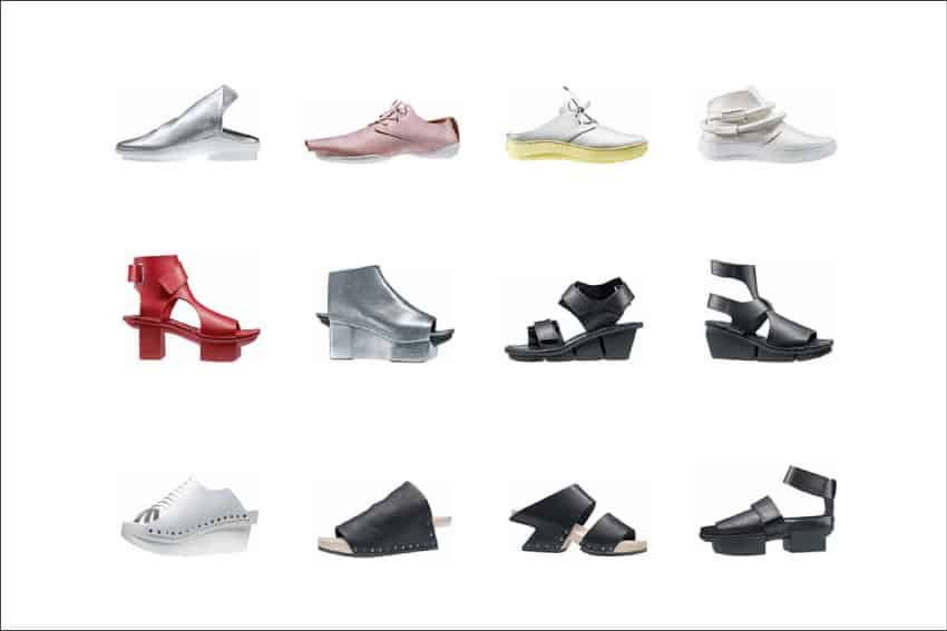Trippen footwear 2018 2019 collection