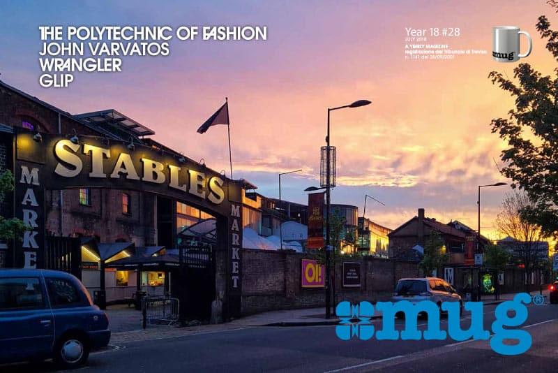 Mug Magazine issue 28: highlight and editorial