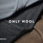 Goes Botanical: only wool