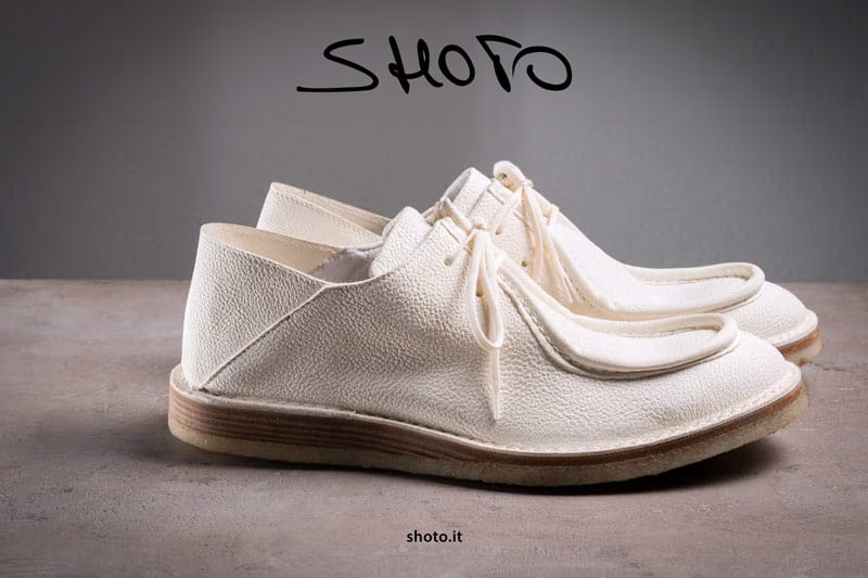 Shoto italian excellence in shoes making