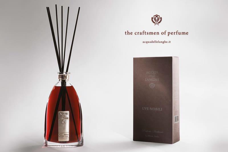 Acqua delle Langhe itlaian art of perfume