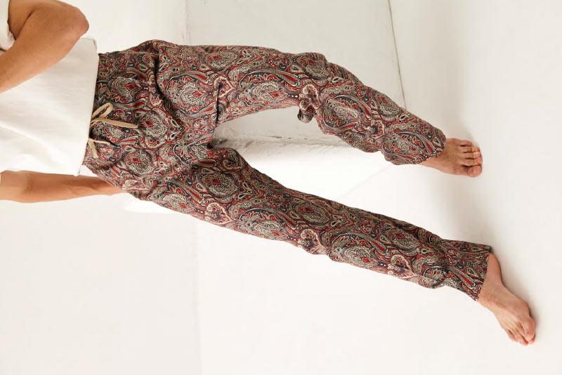Cellar Door Italian tradition trousers