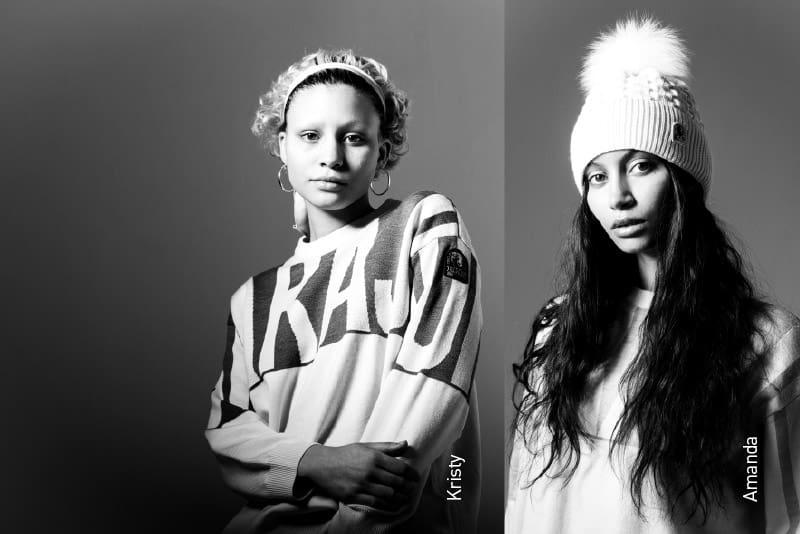 Black and white portraits of Brooklyn