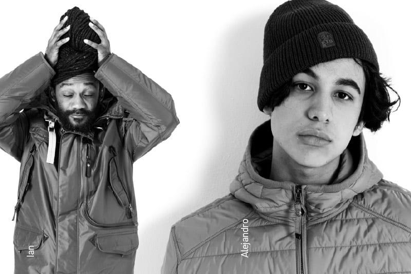 Parajumpers - portraits of Brooklyn