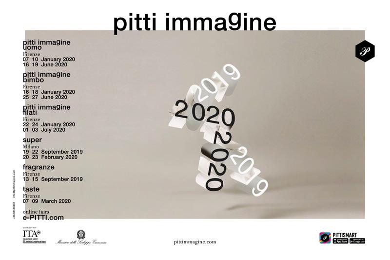 Pitti Immagine fashion show in Florence