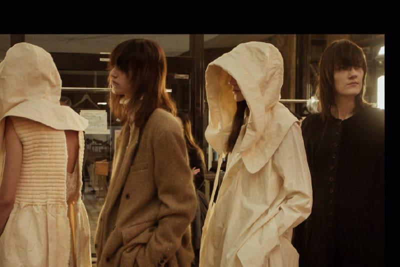 Uma Wang fashion designer
